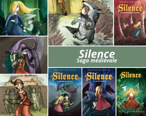 silence affiche