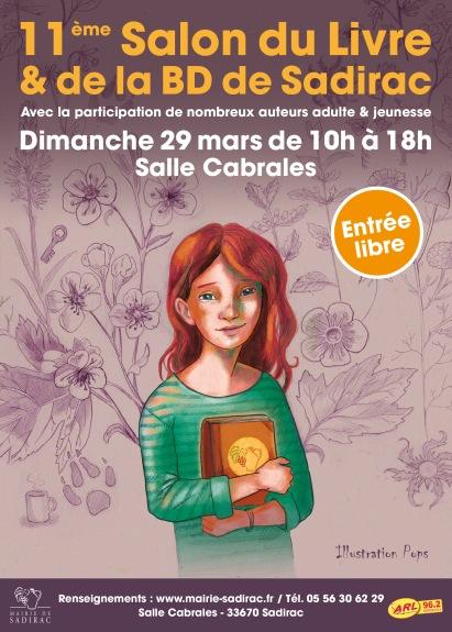 Flyer Salon du Livre 2020 FtA5 RV